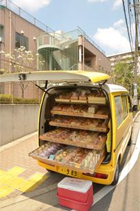 千葉でパンを配達!きいろいくるまのパン屋さん画像1