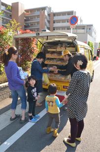千葉でパンを配達!きいろいくるまのパン屋さん画像2
